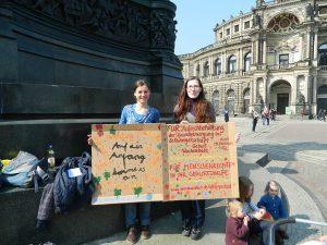 Elternprotest Dresden