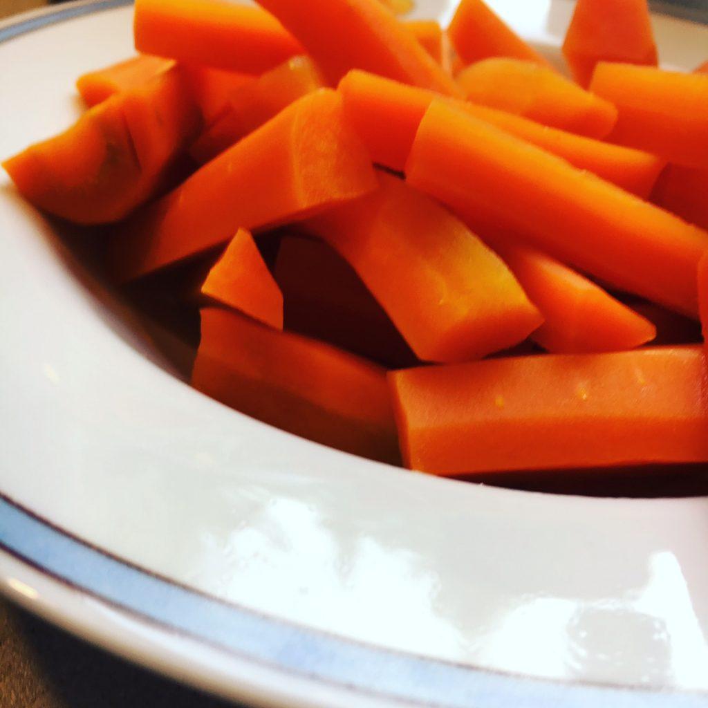 Karotten.
