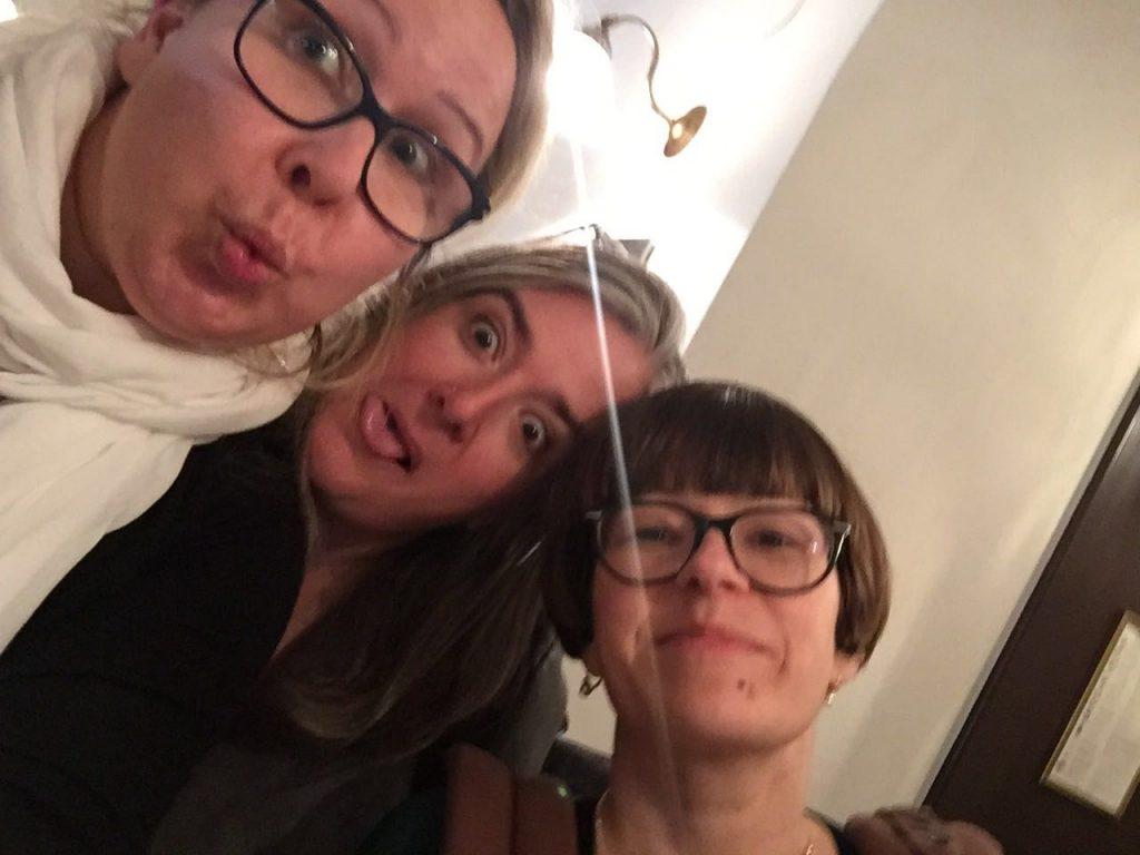 Mini-Blogger-Treffen